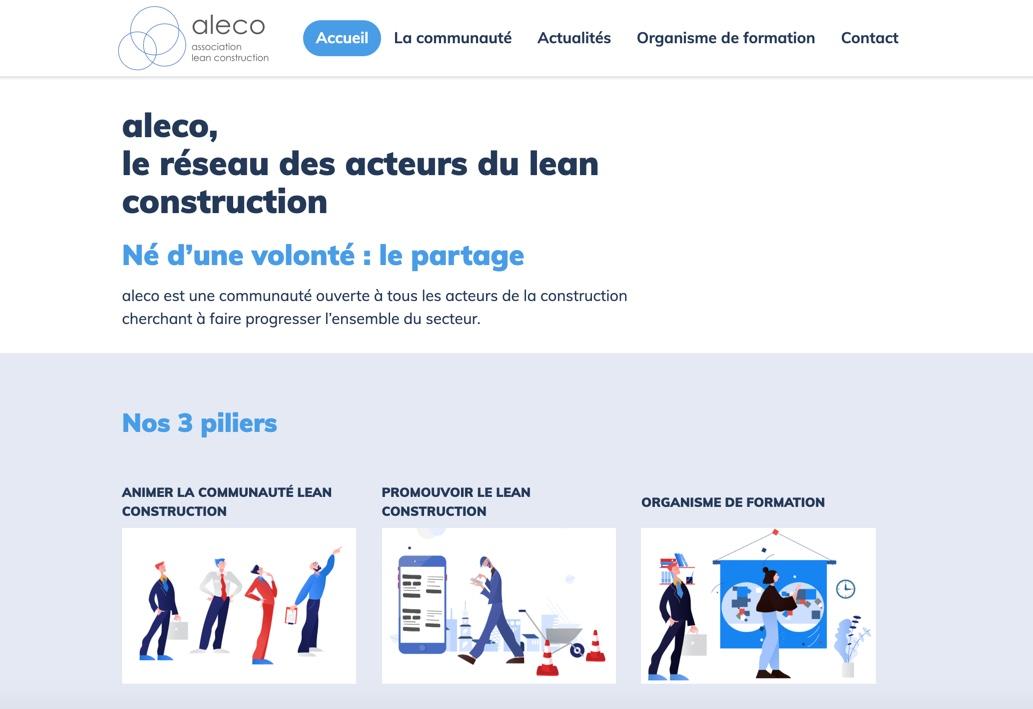 Site web aleco